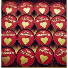 Maxilichte Valentinstag
